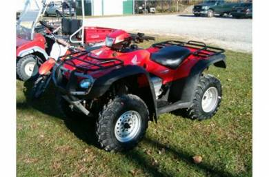 2006 Honda Foreman 500 4x4 ES For Sale : Used ATV Classifieds