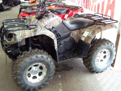 2006 yamaha grizzly 660 auto 4x4 for sale used atv