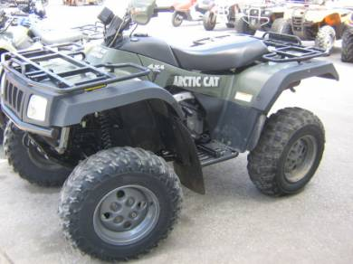 2004 arctic cat 400 4x4 for sale used atv classifieds. Black Bedroom Furniture Sets. Home Design Ideas