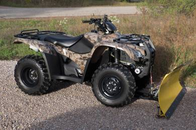 2008 Honda FourTrax Rancher For Sale : Used ATV Classifieds
