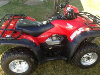Online Loan Calculator >> 2006 Honda FourTrax Foreman For Sale : Used ATV Classifieds