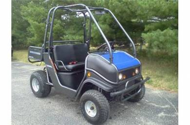 2011 american sport works trail wagon tw200 4x2 for sale. Black Bedroom Furniture Sets. Home Design Ideas