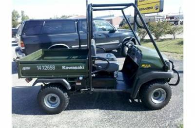 2004 Kawasaki MULE 3010 4X4 For Sale : Used ATV Clifieds