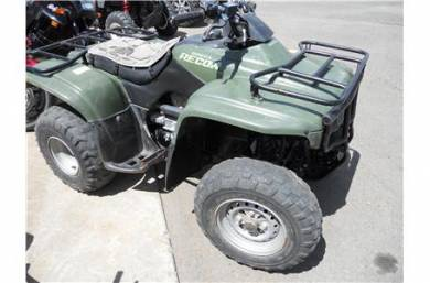 2004 Honda Recon 250 Cons For Sale Used Atv Classifieds