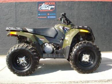 2010 Polaris Sportsman 400 H.O. For Sale : Used ATV Classifieds