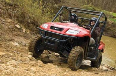 2009 Kymco UXV 500 For Sale : Used ATV Classifieds