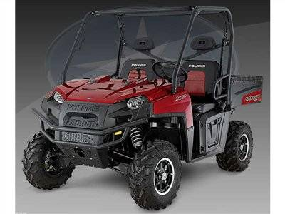 2010 Polaris Ranger 800 XP with EPS Side-By-Side SOLD