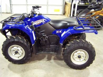 2009 yamaha grizzly 450 auto 4x4 irs for sale used atv