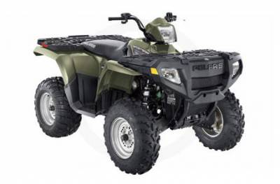 2007 polaris sportsman 450 for sale used atv classifieds. Black Bedroom Furniture Sets. Home Design Ideas