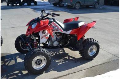 2008 polaris outlaw 525 irs for sale used atv classifieds. Black Bedroom Furniture Sets. Home Design Ideas