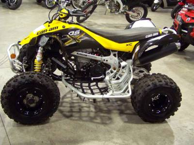 2012 can am ds 450 efi x xc for sale used atv classifieds. Black Bedroom Furniture Sets. Home Design Ideas