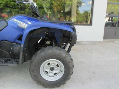 Used 2014 Yamaha Grizzly 550 4x4 Eps For Sale Used Atv