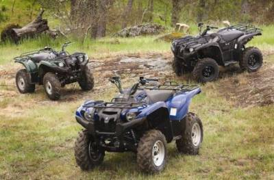 2009 yamaha grizzly 700 fi 4x4 power steering for sale for Reno yamaha kansas city