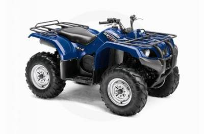 2009 yamaha grizzly 350 4x4 irs for sale used atv for Reno yamaha kansas city