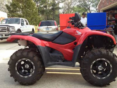 Beautiful Used Honda ATV For Sale   Honda ATV Classifieds