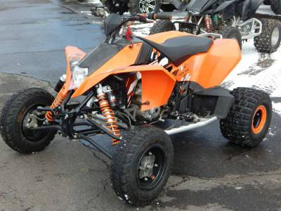 Ktm Sx Quad For Sale