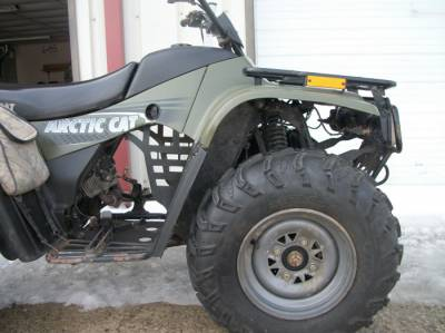 Motorcycle Tire Sizes >> 2002 ARCTIC CAT 250 2X4 For Sale : Used ATV Classifieds