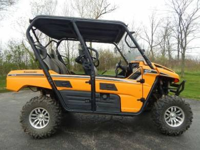2012 Kawasaki Teryx4 750 4x4 Eps Le For Sale Used Atv