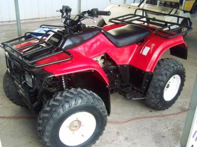 1994 Kawasaki 300 Bayou For Sale : Used ATV Clifieds