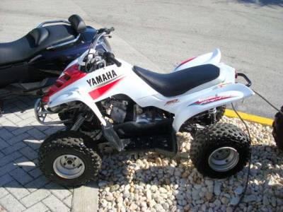 2004 yamaha raptor 50 for sale used atv classifieds. Black Bedroom Furniture Sets. Home Design Ideas