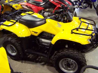 honda  trax recon es trxte  esp  sale  atv classifieds