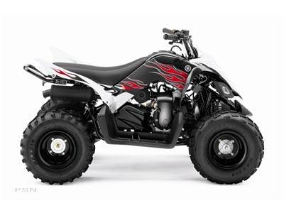 2009 yamaha raptor 90 for sale used atv classifieds. Black Bedroom Furniture Sets. Home Design Ideas