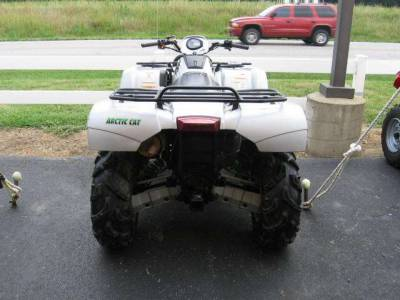 Thundercat   on 2008 Arctic Cat Thundercat 4x4 Auto Se For Sale   Used Atv Classifieds