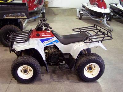 1992 Kawasaki BAYOU 220 For Sale : Used ATV Clifieds