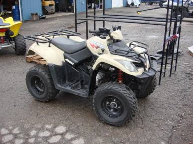 2005 kymco mxu 250 for sale used atv classifieds. Black Bedroom Furniture Sets. Home Design Ideas
