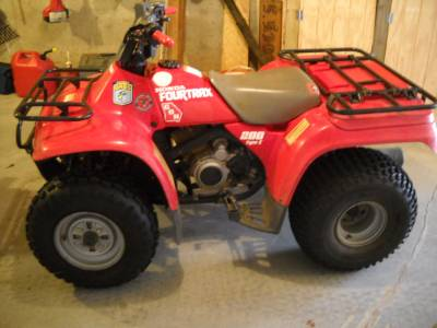 Utv Tires For Sale >> 1993 Honda Fourtrax 200 Type II For Sale : Used ATV Classifieds