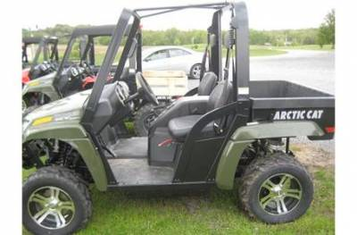 2010 Arctic Cat Prowler 550 Xt Efi For Sale Used Atv