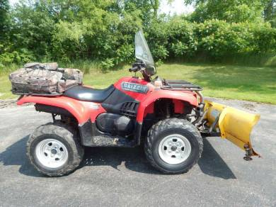 used 2003 yamaha grizzly 660 for sale used atv classifieds. Black Bedroom Furniture Sets. Home Design Ideas