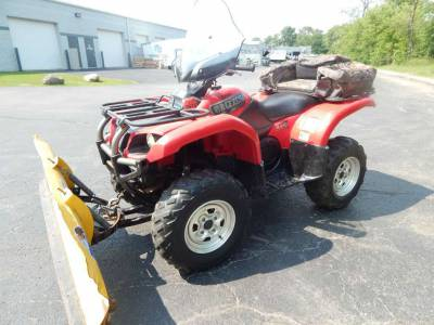 Used 2003 yamaha grizzly 660 for sale used atv classifieds for Yamaha grizzly 660 tracks
