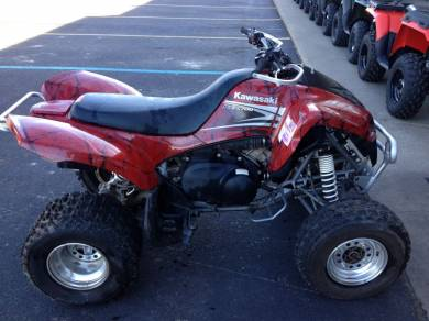 2009 kawasaki kfx 700 for sale used atv classifieds. Black Bedroom Furniture Sets. Home Design Ideas