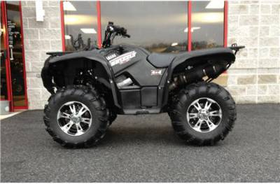2009 yamaha grizzly 550 eps for sale used atv classifieds. Black Bedroom Furniture Sets. Home Design Ideas