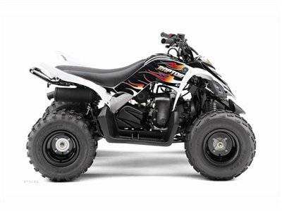 2010 yamaha raptor 90 for sale used atv classifieds. Black Bedroom Furniture Sets. Home Design Ideas