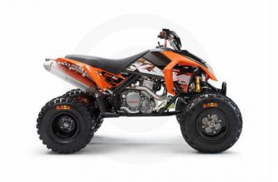 2009 ktm ktm 450 xc for sale : used atv classifieds