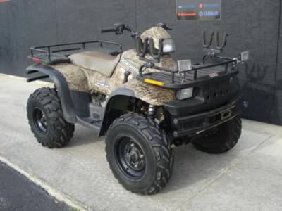 2001 polaris sportsman 500 h o for sale used atv. Black Bedroom Furniture Sets. Home Design Ideas