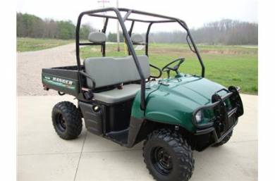 quad polaris ranger 500 4×4