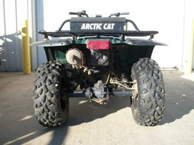 Motorcycle Tire Sizes >> 2001 ARCTIC CAT 400 4X4 For Sale : Used ATV Classifieds