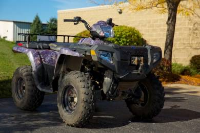 2006 polaris sportsman 450 browning edition for sale used atv classifieds. Black Bedroom Furniture Sets. Home Design Ideas