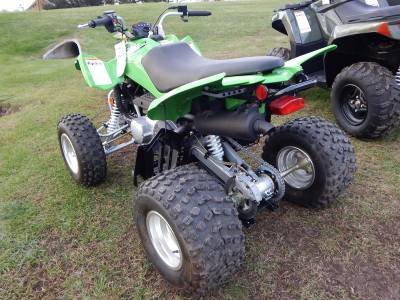 2014 arctic cat dvx 300 for sale used atv classifieds. Black Bedroom Furniture Sets. Home Design Ideas