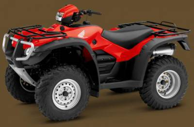 2011 Honda Foreman 500 4x4 Es For Sale Used Atv Classifieds