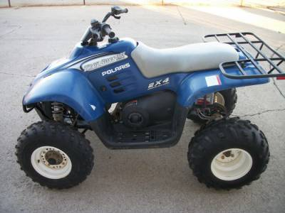 Motorcycle Tire Sizes >> 2002 POLARIS 330 TRAIL BOSS For Sale : Used ATV Classifieds