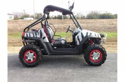 2009 Polaris Razor S LE For Sale Used ATV Classifieds