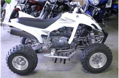2006 yamaha raptor 350 for sale used atv classifieds