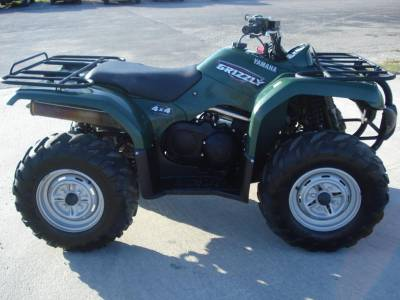 2008 Yamaha Grizzly 350 Irs Auto 4x4 For Sale Used Atv