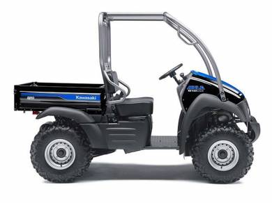 How Fast Will A Kawasaki Mule Go