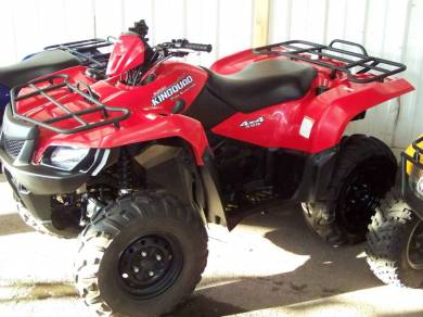 2007 Suzuki KingQuad 450 4x4 For Sale : Used ATV Clifieds