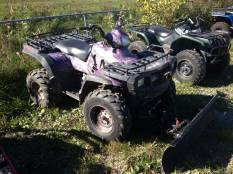 2004 Polaris Sportsman 500 H.O. For Sale : Used ATV Classifieds